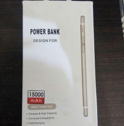 External Battery Design For 15000mah
