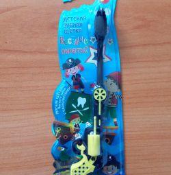 Веселі пірати дитяча зубна щітка Vilsen bruch 3