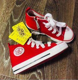 Unisex πάνινα παπούτσια