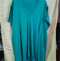 Blouse knitted r. 48-50