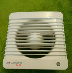 VENTS 125 MT Turbo exhaust fan