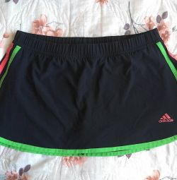 Tenis etek şort Adidas