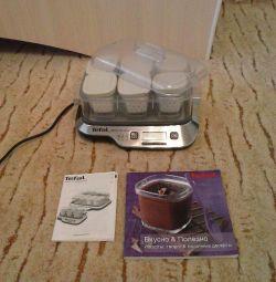 Tefal 3 yogurt maker in 1 new