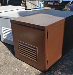 Mini container pentru generator 1,4x0,9x0,9
