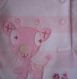 Παιδική μπλούζα με κουκούλα