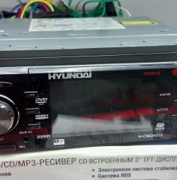 Car radio ,, Huyndai