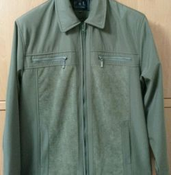 Jacket for men new. 56-58 size