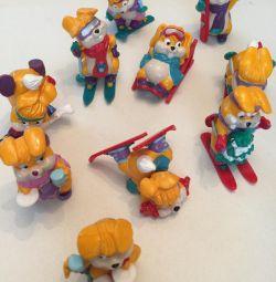Συλλογή Kinder Figures