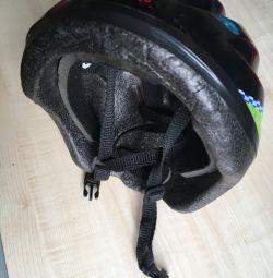 Children's protective helmet