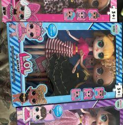 Lol doll set