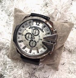 Men's watches in stock!