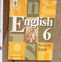 English new workbook grade 6