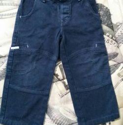Erkek kot pantolon 110