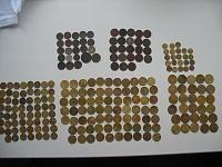 Монеты СССР 2-5 коп до 1960 -230шт