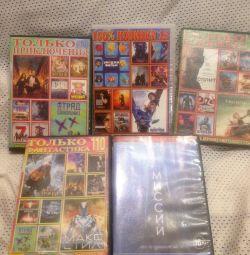 DVD, фільми. Серіали.