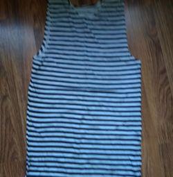 Stripped vest