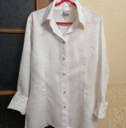Λινά πουκάμισο