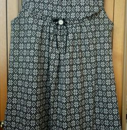 Платье -туника, р-р 46-48