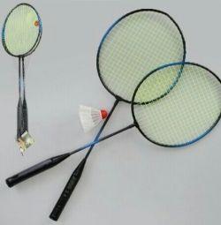 Badminton set de metal