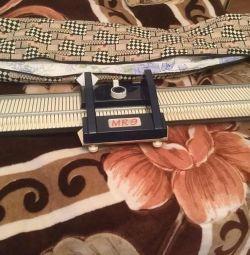 French single knitting machine, 3rd class