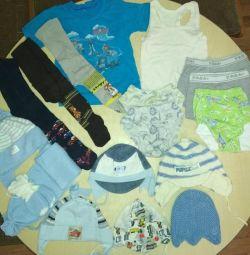 Children's tights, hats, pants