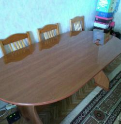 Dining Extending Table