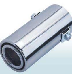 Muffler nozzle (stainless steel)