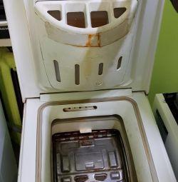 Indesit Vertical Washing Machine