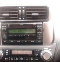 Tape recorder Toyota Land Cruiser Prado