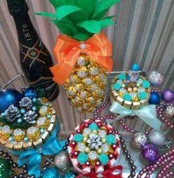 Новогодние подарки г. Ликино-Дулёво