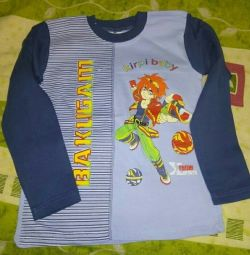 Blouse, jumper Bakuamm 110 and 128