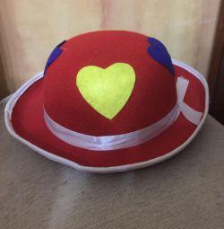 Νέος κύλινδρος καπέλων