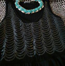 Elbise ve kolye