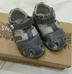 Sandals for a boy
