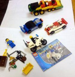 Lego αυτοκίνητα και εξαρτήματα