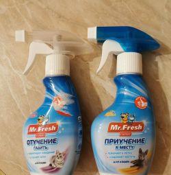 Spray pentru pisici