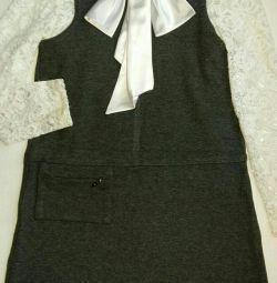 Σχολική πλεκτή φόρμα για το κορίτσι r128
