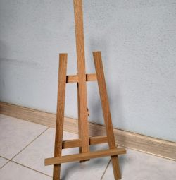 Decorative easel