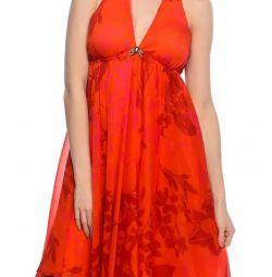 Evening boiler dress