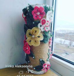 Çiçek vazo