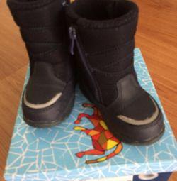 EL Tempo μπότες