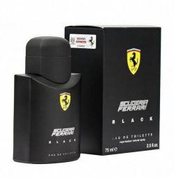 Scuderia Ferrari Negre