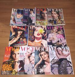 🗞❗️ Журнал VOGUE 2015