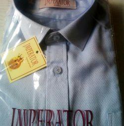 Новая рубашка 152-158