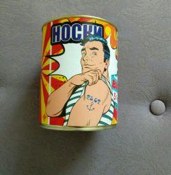 Socks in the jar (joke)
