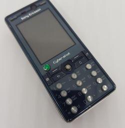 Sony Ericsson K810i rarity
