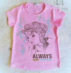 Νέο παιδικό μπλουζάκι