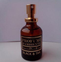 İç için parfümler Lorenzo Dante Ferro (Siyah & Bronz)