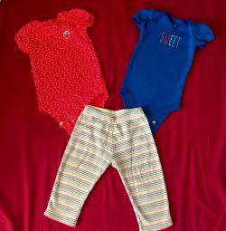 Body Pants Carter's Kit