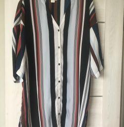 Shirt dress)